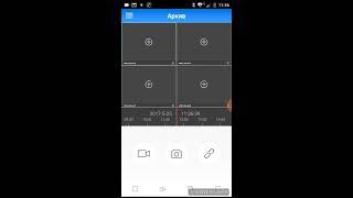 Просмотр камеры видеонаблюдения со смартфона. Облако FREE IP, добавление устройства.