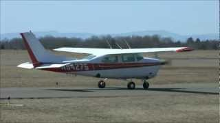 Cessna 210, N94275 at KHWY on 3/10/13