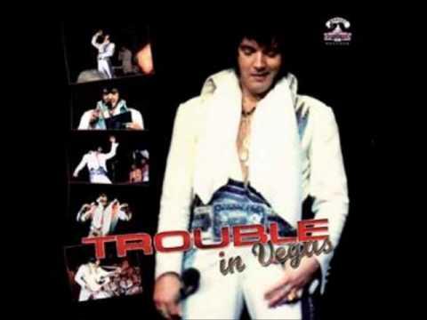 Elvis Presley - Trouble In Vegas - December 9 1976 Full Album