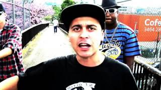 """Videoclipe """"Dias e noites a fio"""" - Questão de Respeito Part RP3/DJ ABU Prod Néoô"""