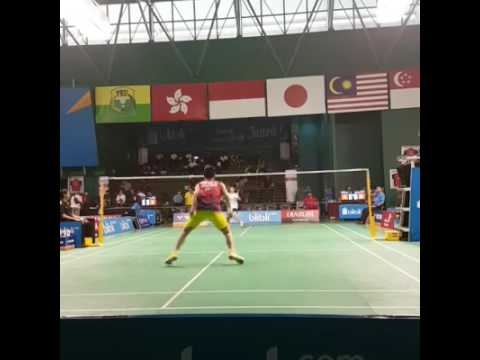 kulavut vs indonesia Badminton sport Level Hight School