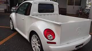 VW ワーゲン ビートル ピックアップ