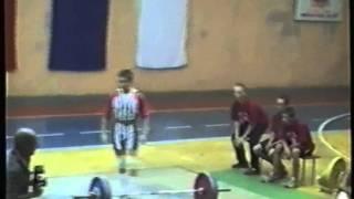 Луканин-  14-19.07.1999 г Липецк = Россия до 16 лет