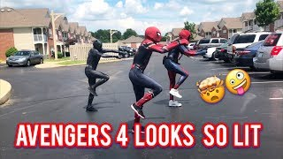 Ghetto Avengers LMFAO Party Rock Anthem Dance Video