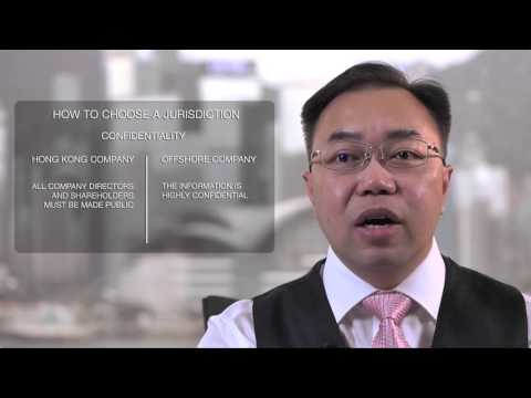 HKCORE - How to select a jurisdiction for new company formation