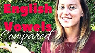 How to Pronounce Vowels in English - 7 Difficult Words to Say Correctly