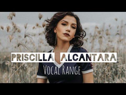 Priscilla Alcântara FULL Vocal Range: B2 - A5 - E6
