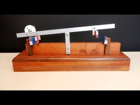 Magnetic Gravity Motor. Movimento Perpétuo