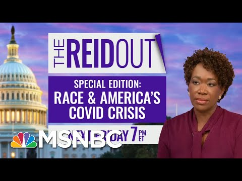 Reid Hosts 'Race And America's Covid Crisis' Town Hall With Dr. Fauci And CBC | The ReidOut | MSNBC