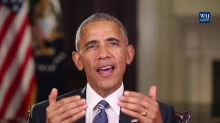 Obama: History Of Millions Glossed Over, Until Now