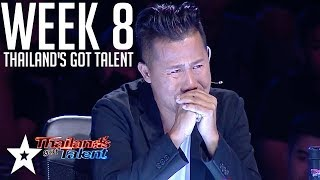Thailand's Got Talent 2018 | WEEK 8 | Auditions | Got Talent Global
