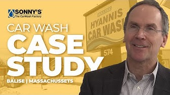 Car Wash Business- Balise Hyannis Car Wash