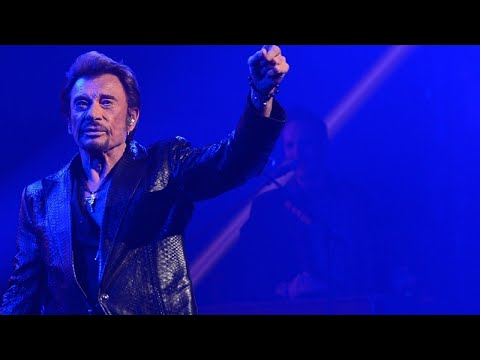 La dernière interview de Johnny Hallyday