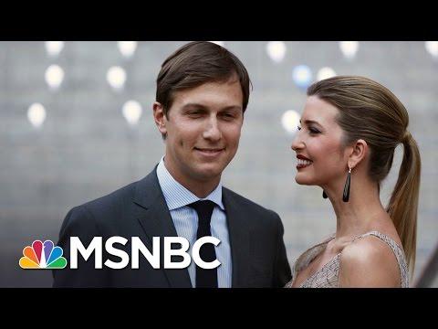 Jared Kushner To Testify To Senate Intelligence Panel On Russia Ties   MSNBC