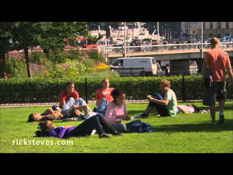 Stockholm, Sweden: Green, Clean and People-Friendly