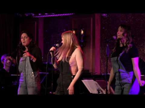 Samantha Massell, Emily Padgett, Carrie St. Louis -