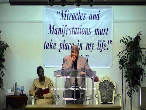 Pastor Marvin C. Bozeman Sr. - Jesus That's My King!.