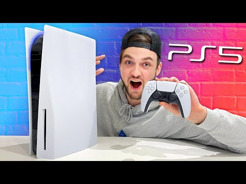 *PS5* UNBOXING + GAMEPLAY! (I Got The Playstation 5 EARLY)