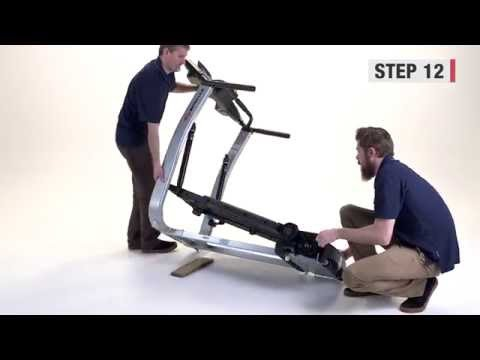 Bowflex TreadClimber TC100 - How to Assemble
