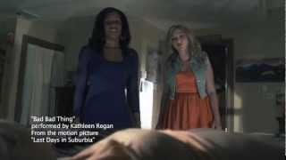 "Kathleen Regan singing ""Bad, Bad Thing"" from Last Hours In Suburbia"