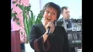 Татарская свадьба, певица  Роза (Хабибуллина)Шакирова