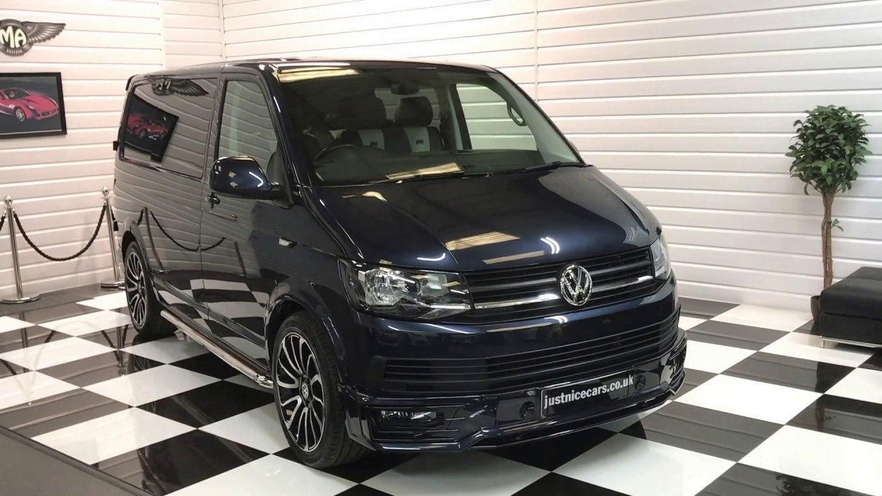 2016 66 volkswagen transporter t6 highline 6 seater. Black Bedroom Furniture Sets. Home Design Ideas