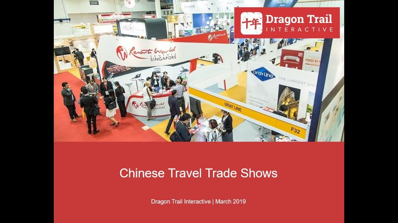 Webinar: Chinese Travel Trade Shows