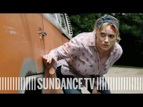 HAP AND LEONARD  Sundance on Set James Purefoy, Michael Kenneth Williams  SundanceTV