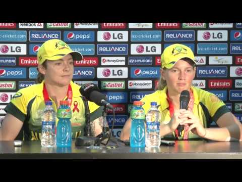 Lanning, Coyte rapt with success