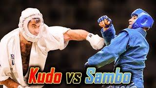 Kudo vs Sambo - Epic Martial Arts Motivational Video