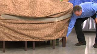 Patio Armor Oversized Outdoor Patio Furniture Cover With Pat James-dementri