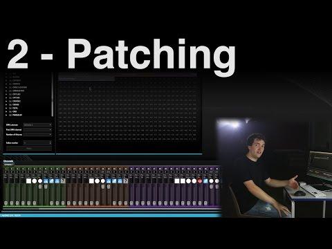 Patching | ADJ MyDMX 2.0 [Tutorial 2]