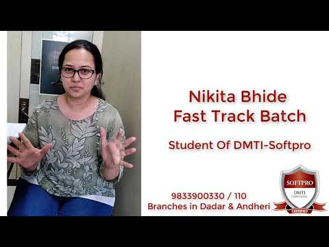 Testimonials From Students - DMTI SOFTPRO Review For Digital Marketing Courses