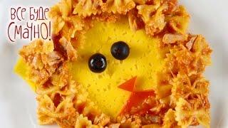 Идеальный детский рецепт: красивые макароны с мясом и сыром
