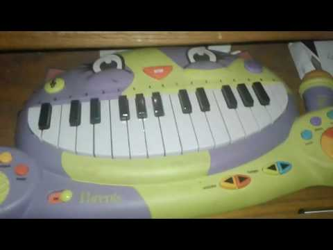 Tank! (Cowboy Bebop Op) Cat Piano Cover