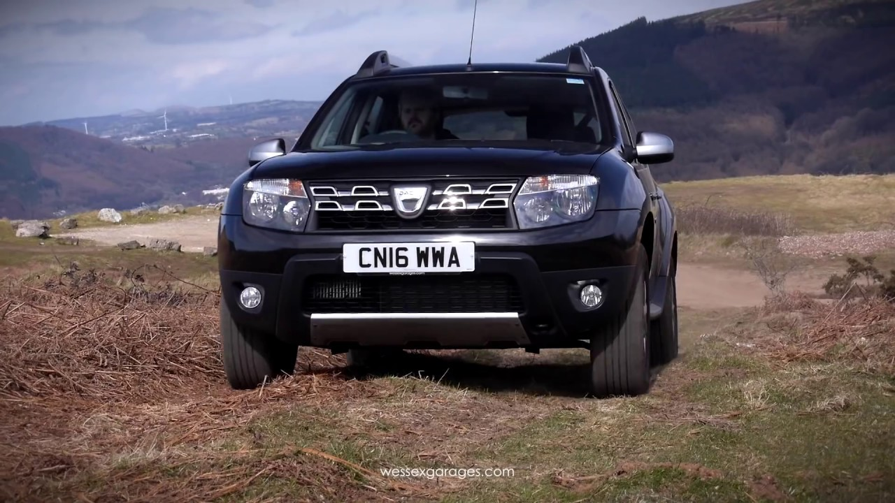 dacia duster 2016 review youtube. Black Bedroom Furniture Sets. Home Design Ideas