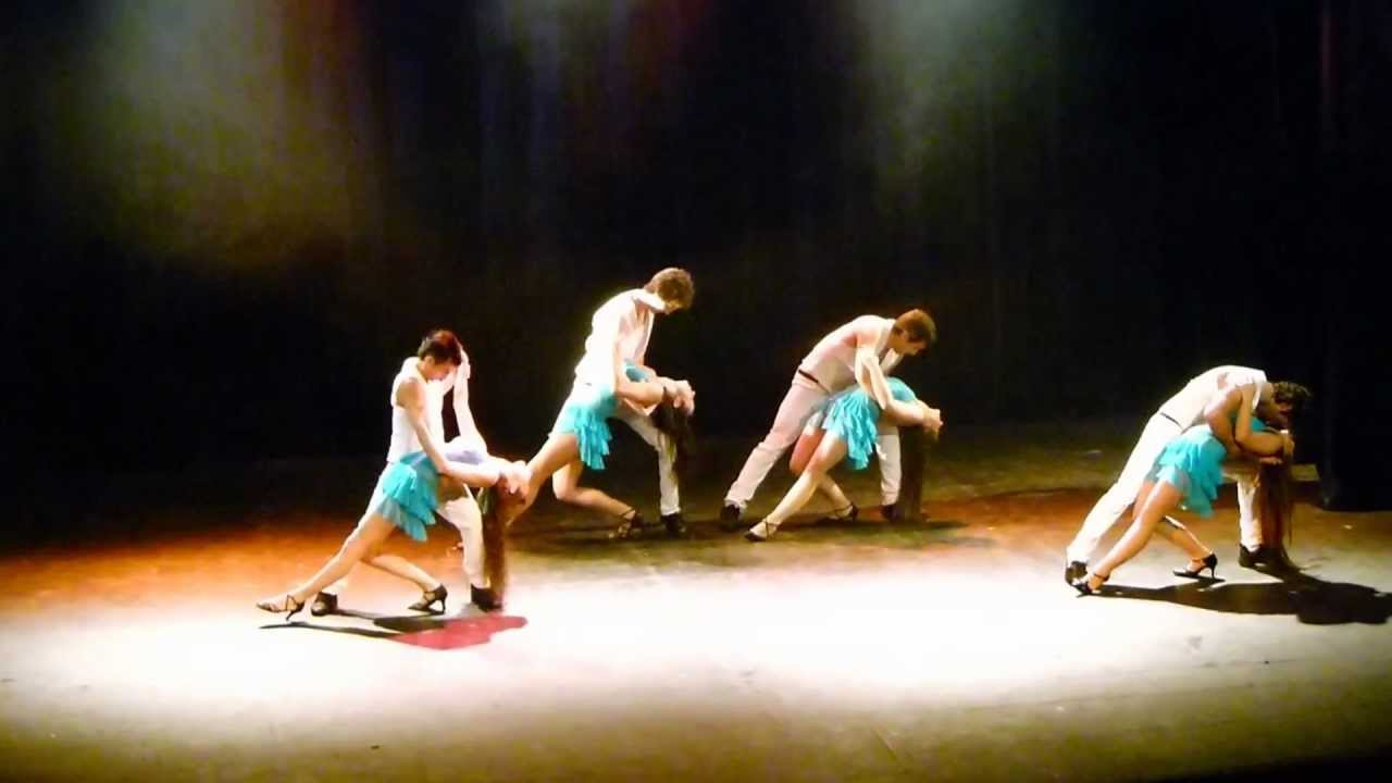 No le pegue a la negra - Coreo BaDance 2012 Video 2