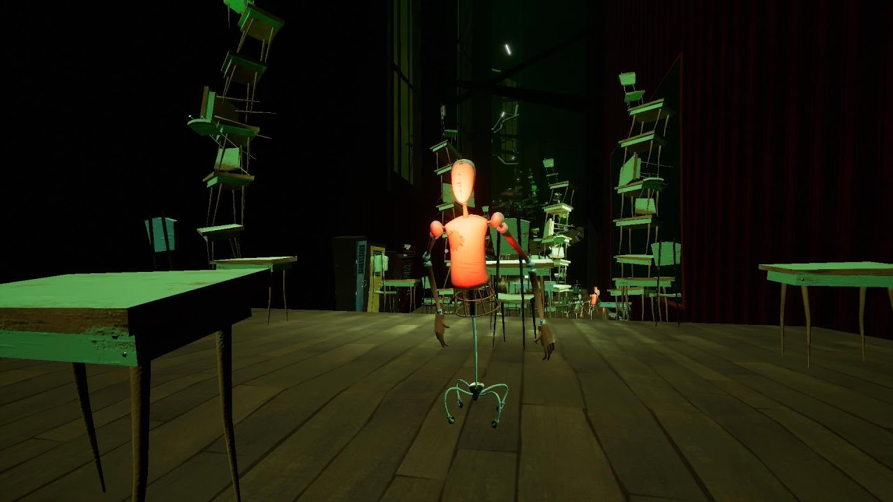 Image result for hello neighbor school