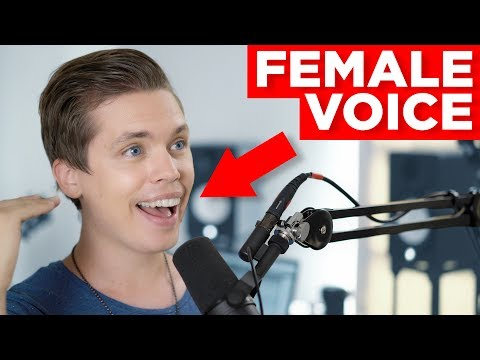 Thumbnail: GUY SINGING with MALE & FEMALE VOICES