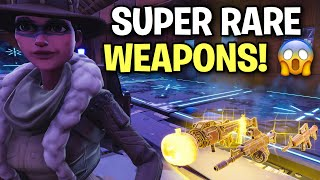 Scammer has the worlds RAREST Weapon EVER! 🤯😱 (Scammer Get Scammed) Fortnite Save The World