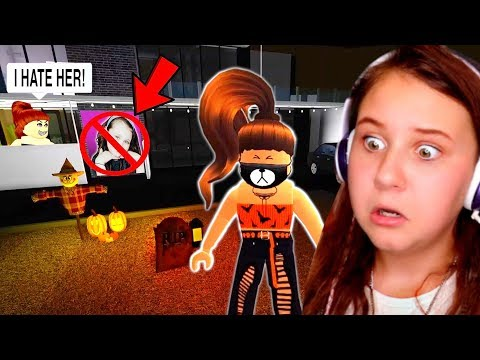If You Hate Ruby You Can Come In.. So I Went UNDERCOVER As A Hater!! Roblox Roleplay
