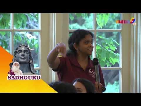 SADHGURU SPEECH  IN NEW JERSEY || MANA TV ||