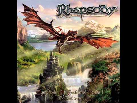 rhapsody of fire -  Sacred Power of Raging Winds.