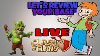 CLAN GAMES AND BASE REVIEW