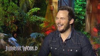 Sit Down With The Stars: Interview With The Cast Of Jurassic World!