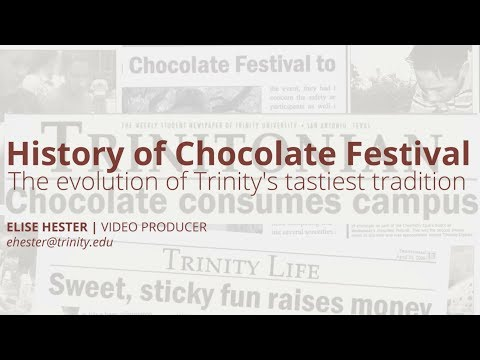 Archive Dive: History of Chocolate Festival