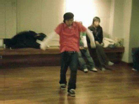 GD Dance Practice
