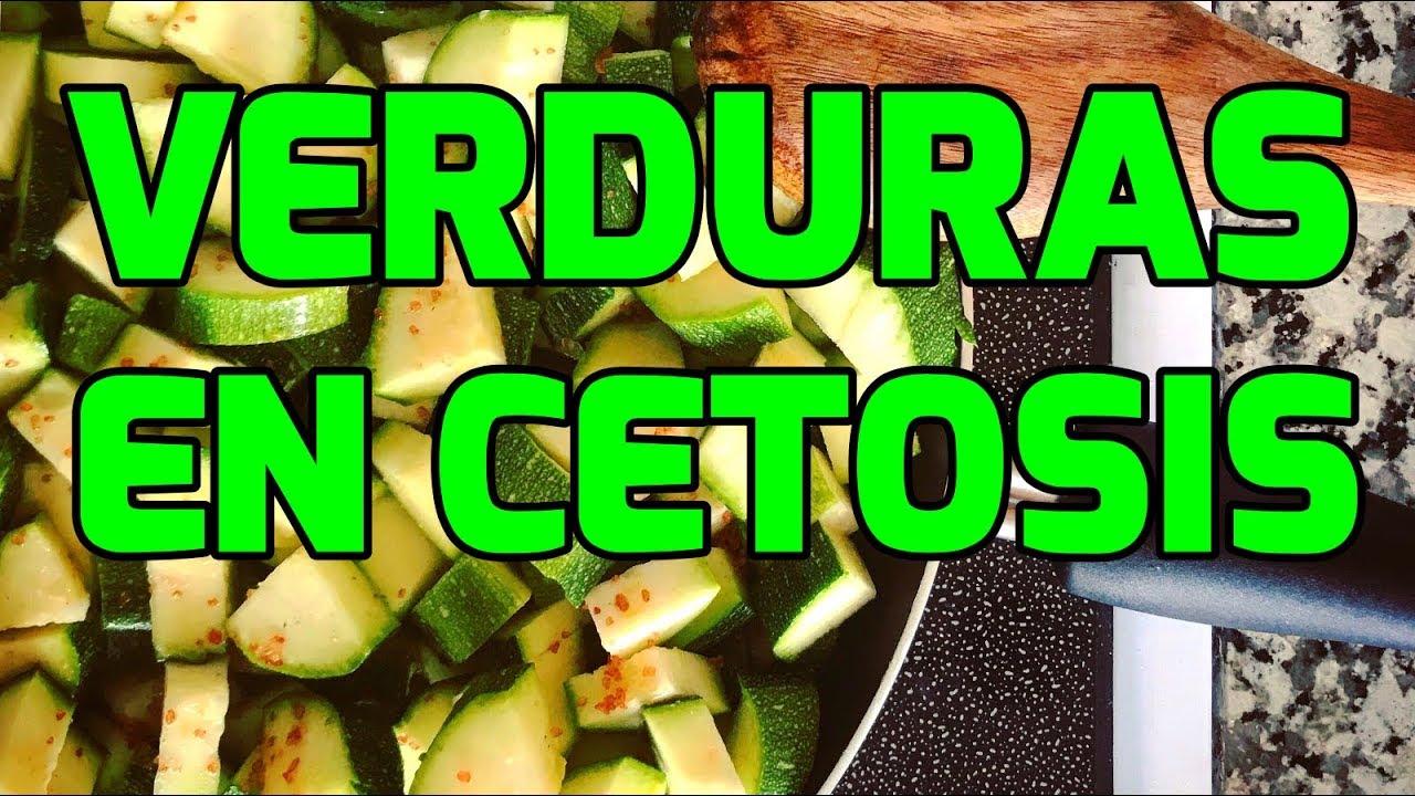 ¿Qué verduras están permitidas en la dieta ceto?