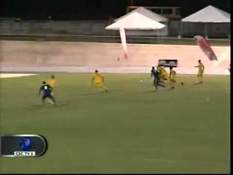 Barbados vs US Virgin Islands - World Cup 2018 Qualifier