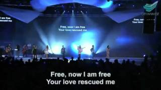 Watch Chris Tomlin You Lifted Me Out video